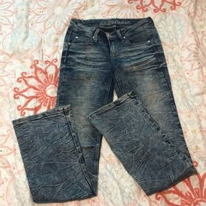 almost FAMOUS dark wash bootcut jeans